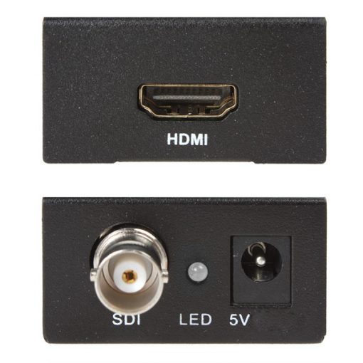 HDMI to SDI Video Converter Adapter - Black