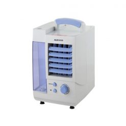 Portable Mini Evaporative Air Cooling Fan - Blue