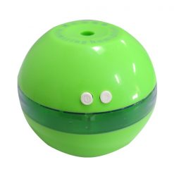 Mini Ultrasonic Atomization Humidifier - Green