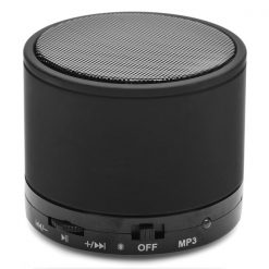 Mini Bluetooth Speaker with MP3 - Black