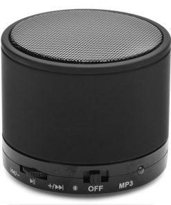 Mini Bluetooth Speaker with MP3 - Black