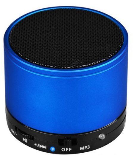 Mini Bluetooth Speaker with MP3 -Blue