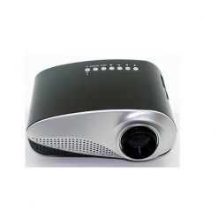 Mini Digital 60 Lumens LED Multimedia - Black