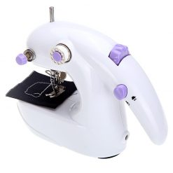 Mini Electric Sewing Machine Batteries Operated