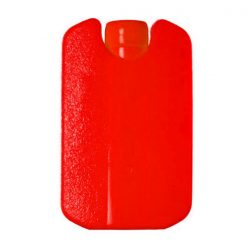 Mini Ice Brick Freezer - Red