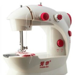 Double Thread Sewing Machine - Pink