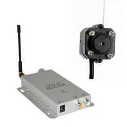 Mini Wireless Security Camera With IR