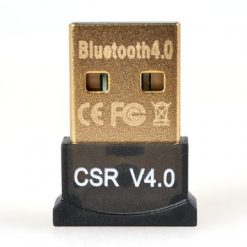 Mini USB Bluetooth CSR V4.0 Dongle  - Black