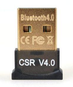 Mini USB Bluetooth CSR V4.0 Dongle  - Black