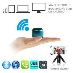 Nano Bluetooth Speaker - Blue