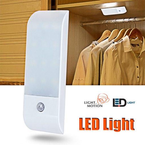 LED Motion Sensor Night Light - White