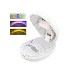 Multicolor Egg Shape Rainbow Projector Lamp