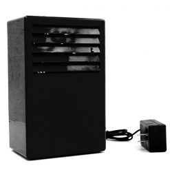 Desktop Cooler Fan With With Humdifier - Black