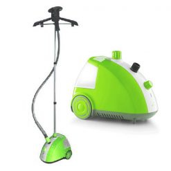 Multifunction Garment Steamer - Green