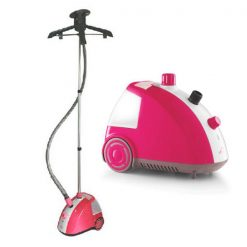 Multifunction Garment Steamer - Pink