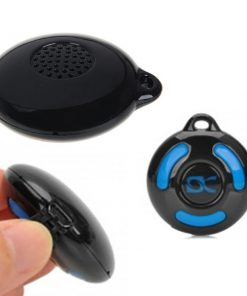 Multifunction Bluetooth V2.0 Anti-Lost Alarm - Blue / Black