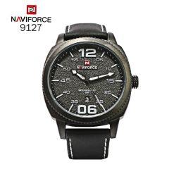 Navirforce 9127 Fashion Casual Waterproof Quartz Watch For Men - White