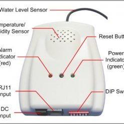 Netfeeler Lite Temperature Water Humidity Detector