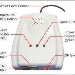 Netfeeler Lite Temperature Water Humidity Detector