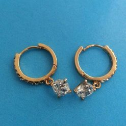 New Fashion Earring - Gold