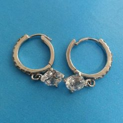 New Fashion Earring - Silver