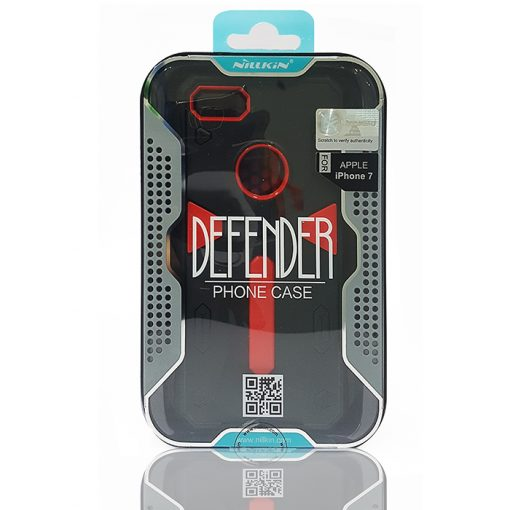 Nillkin Defender Series Protective Case for iPhone 7 - Black