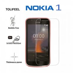 Nokia 1 2.5D Tempered Glass