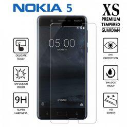 Nokia 5 2.5D Tempered Glass