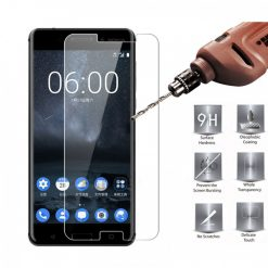 Nokia 6 2.5D Tempered Glass