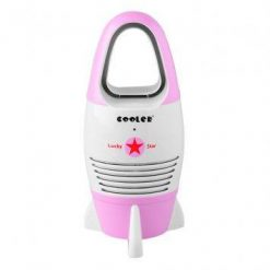 Non-Leaf Fan For Babies and Children - Pink