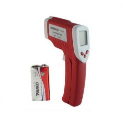 50°C ~ 500°C Non-contact Infrared Thermometer Digital IR Laser - Red