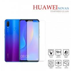 Huawei Nova 3i Tempered Glass - Transparent