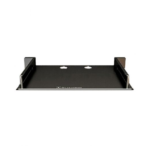 OUJI Wall Mount TV Box Stand - Black