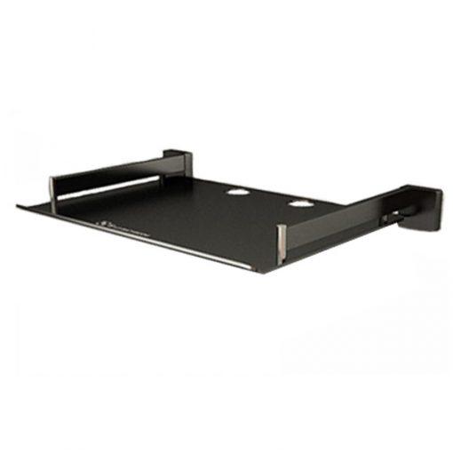 OUJI Wall Mount TV Box Stand - Black