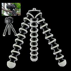 Octopus Flexible Tripod Gorilla Pod for Camera and SLR - Large