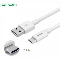 Onda XC08 1M USB to Type-C Cable - White