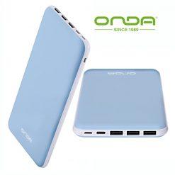 Onda N200T 20000mAh Portable Power Bank - Blue