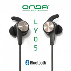 ONDA LY05 Magnetic Bluetooth Sports Headset  - Black