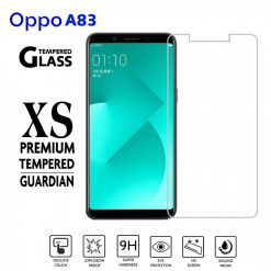 Oppo A83 2.5D Tempered Glass