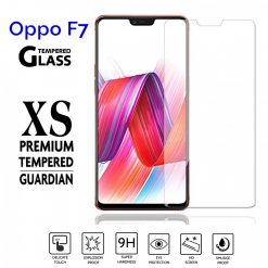 Oppo F7 2.5D Tempered Glass