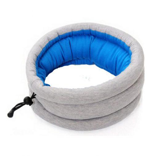 Ostrich Travel Neck Pillow - Blue