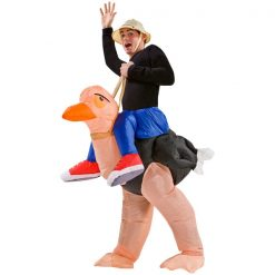 Ostrich Inflatable Costume Cartoon Animation Clothing