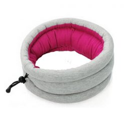 Ostrich Travel Neck Pillow - Pink