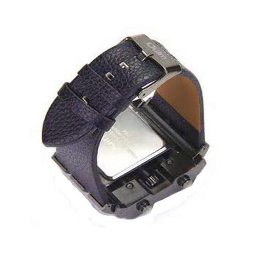 Oulm  Chrono Watch 3364 - blue
