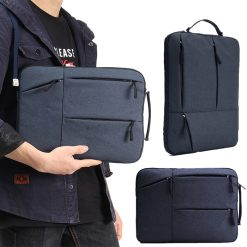Portable 13.5 inch Laptop Sleeve Oxford Laptop Bag - Blue