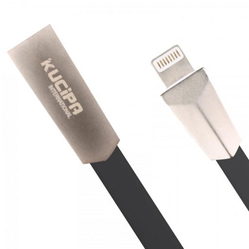 Kucipa K180 Micro USB 20 CM Fast Charging and Data Cable - Black