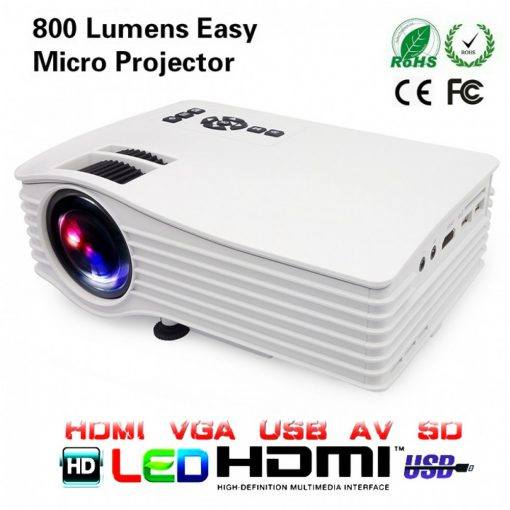 LED Projector UC36  - White