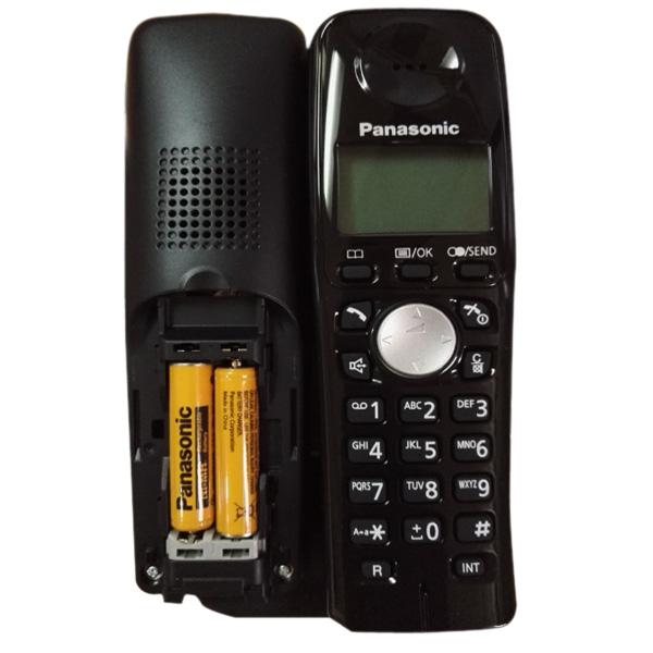 Panasonic KX-TW502SPBC 2 Phones in 1 Sim Cordless Type GSM