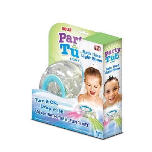 Party In The Tub  Lighted Bath Toy