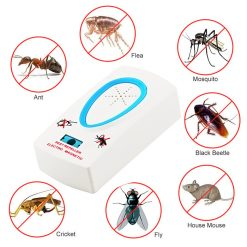 Electric Helminthes Machine Mosquito and Mouse Repellent